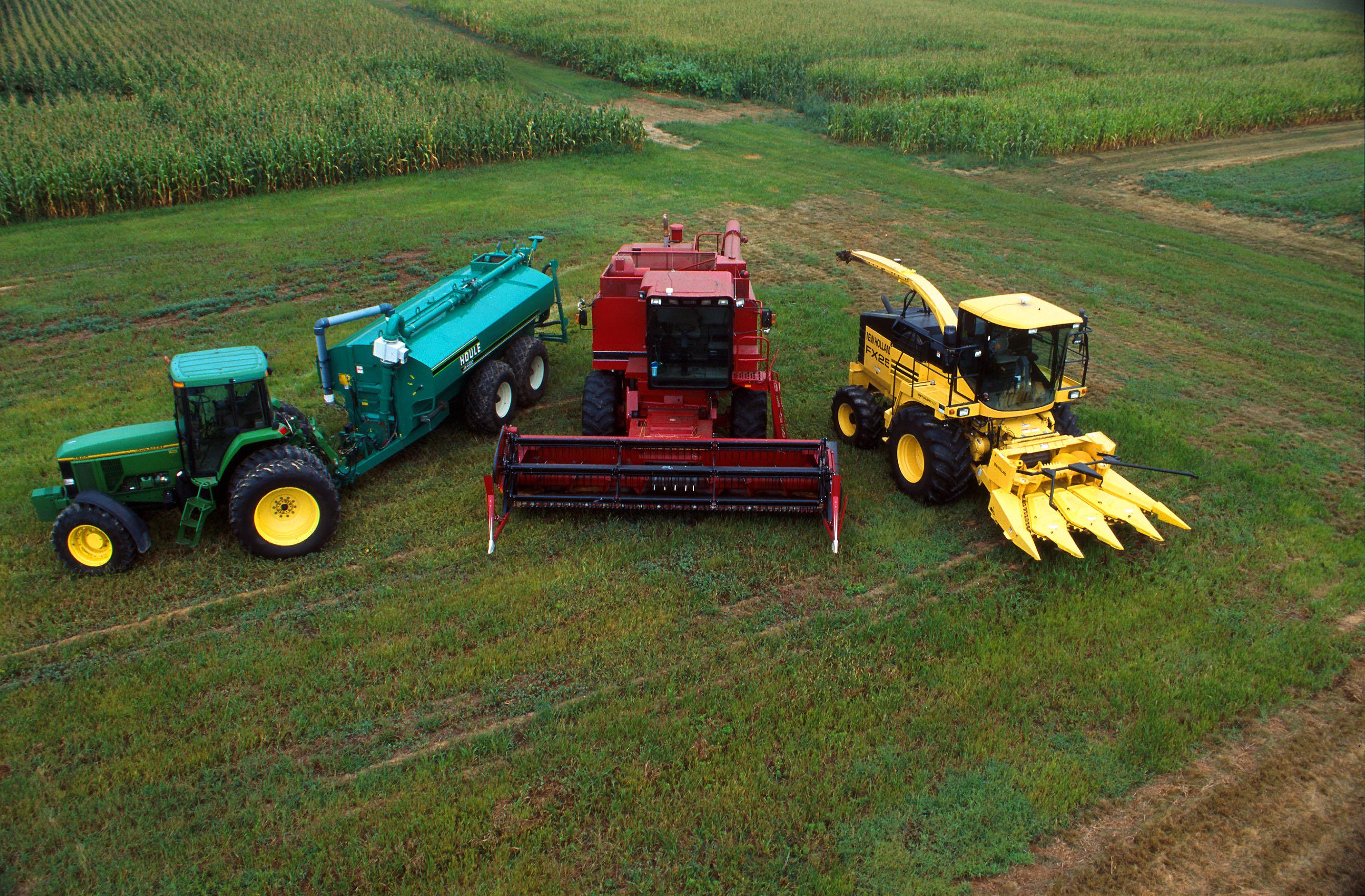 Manobrador de Máquinas Agricolas e Florestais