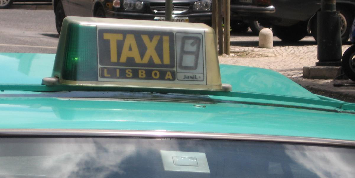Formacao Inicial de Motorista de Taxi