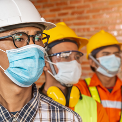 Medidas Preventivas para a COVID-19 no Posto de Trabalho
